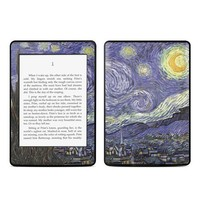 Kindle Paperwhite Skin Kit/Decal - Starry Night - Vincent Van Gogh