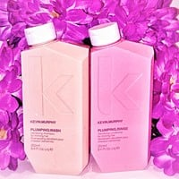 Kevin Murphy Plumping Wash & Plumping Rinse for Thinning Hair 8.4oz Duo set