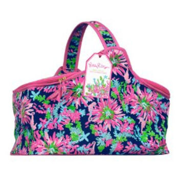 Lilly Pulitzer Cooler Bag- Trippin and Sippin
