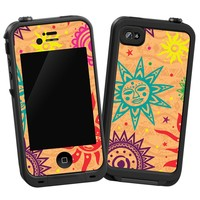 "Sun Tan ""Protective Decal Skin"" for LifeProof iPhone 4/4s Case"