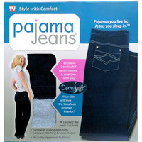 Walmart: As Seen on TV Pajama Jeans, NEW Extended Sizes