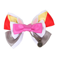 Disney Alice In Wonderland White Rabbit Cosplay Hair Bow