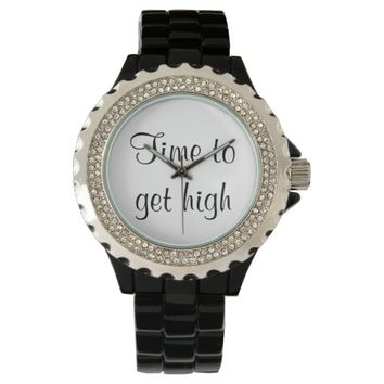 Stoner Watch Time To Get High Weed Watch
