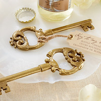 Gold Antique Key Bottle Opener