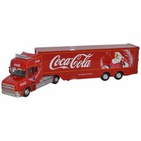 Coca-Cola Christmas Holidays Are Coming Truck 1:76 Scale Diecast Model : TruffleShuffle.com