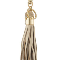 See by Chloé - Leather Tassel Keychain