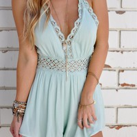 Sweet Retreat Romper