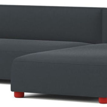 Barber Osgerby Asymetric Sofa With Chaise