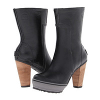 SOREL Medina Rain Tall™ Black - 6pm.com