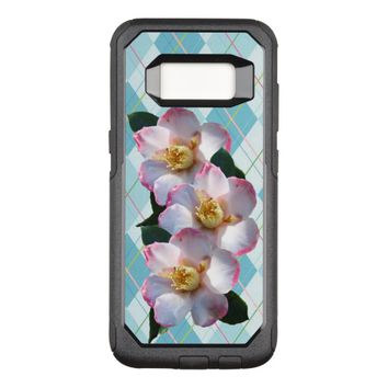 Apple Blossom Camellia OtterBox Commuter Samsung Galaxy S8 Case