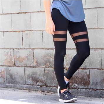 Womens Epic Cutout Leggings