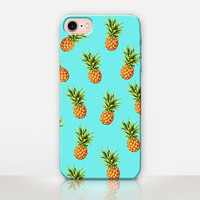 Pineapple Phone Case - iPhone 7 Case - iPhone 7 Plus Case - iPhone SE Case - iPhone 6S case - iPhone 6 case - iPhone 5 Case  Samsung S7