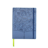 "Twilight Blue Passion Planner 2016 Limited Edition Classic (8.5""x11"") - SHIPS JANUARY 2016"