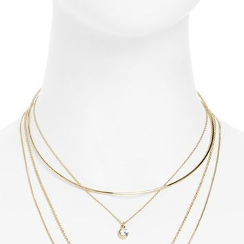 Topshop 3-Pack Necklaces | Nordstrom