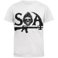 Sons of Anarchy - Stacked Samcro T-Shirt