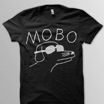Modern Baseball - 'Dog' Black T-Shirt PRE ORDER – SilverBulletMerch