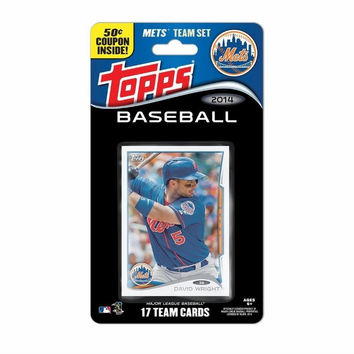 2014 Topps MLB Sets - New York Mets