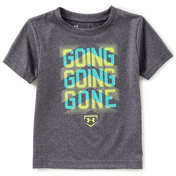 Under Armour Baby Boys 12-24 Months Going Going Gone Short Sleeve Tee | Dillards