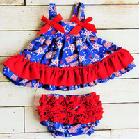Americana Swing Top Set