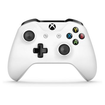 Microsoft Xbox One Wireless Controller, White, TF500002 - Walmart.com