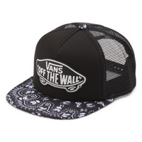 Vans Star Wars Stormtrooper Trucker Hat (Black)