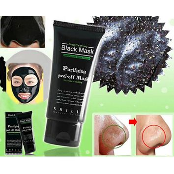 Remove Black head Purifying Peel-Off Blackhead Mask Deep Cleaning Acne Effective Comedo Remover Black Mask