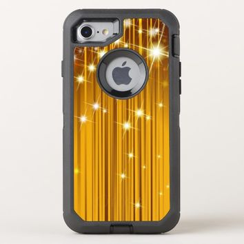 Sparkling Gold OtterBox Defender iPhone 8/7 Case