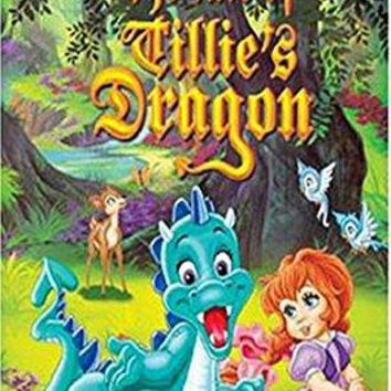 Kath Soucie & John Kassir & Mike Stribling-Mike Stribling's The Tale of Tillie's Dragon