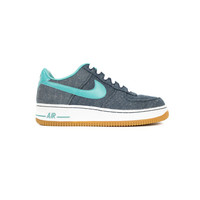 Nike Air Force 1 07 Canvas 579927-400 Squadron Blue - deadstock - mens size 7