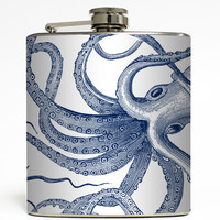 Octopoda - Octopus Flask