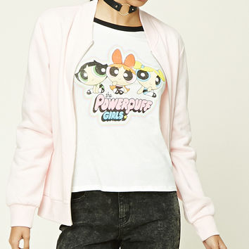 The Power Puff Girls Ringer Tee