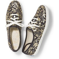 KEDS X RIFLE PAPER CO. CHAMPION QUEEN ANNE