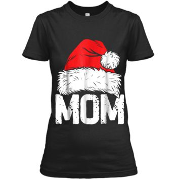 Mom Christmas Santa Family Matching Pajamas Mama PJs Ladies Custom