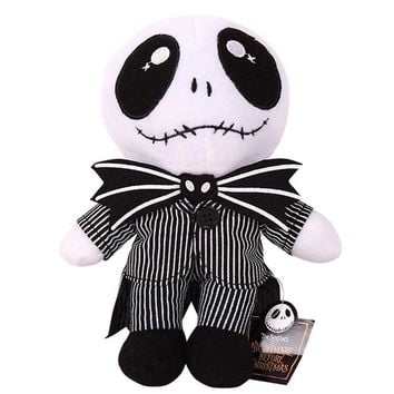 Jack Skellington The Nightmare Before Christmas Plush Stuffed Gift Toys Baby Kids Children Soft Dolls juguetes