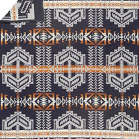 Pendleton ® Indian Blankets, Arapaho Trail Blanket, Indigo
