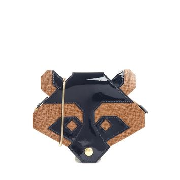 Orla Kiely Exclusive to ASOS Raccoon Bag