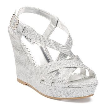 sugar Corin Women's Wedge Heels
