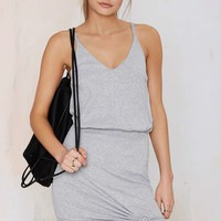 Jory Ribbed Dress