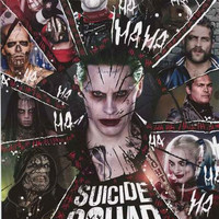 Suicide Squad Movie Cast Poster 22x34