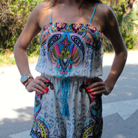 Cool Day in the park Romper