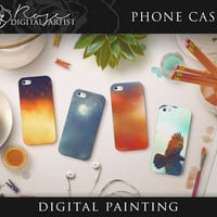 Digital Painting (A2) - Phone Case - iPhone & Samsung Galaxy