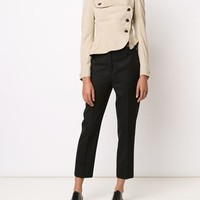 Vivienne Westwood Red Label Asymmetric Army Jacket - Anastasia Boutique - Farfetch.com
