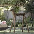 OUTDOOR LIT LED TWIG DEER