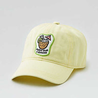 AEO Patched Baseball Hat , Yellow