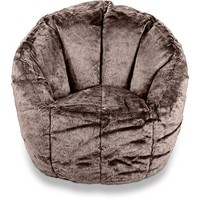 Ace Bayou Fur Bean Bag Chair, Multiple Colors - Walmart.com