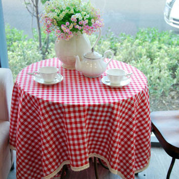 Home Decor Tablecloths [6283659206]