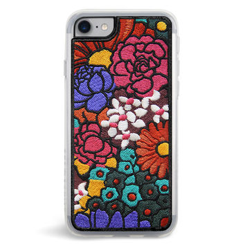 Woodstock Retro Embroidered iPhone 7/8 Case