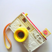 Vintage Fisher Price Picture Story Camera 1967