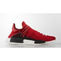 Beauty Ticks Adidas Hu Nmd X Pharrell Williams Scarlet/ftwr White Hu Race Bb0616