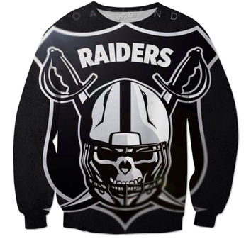 Oakland Raiders Sweaters